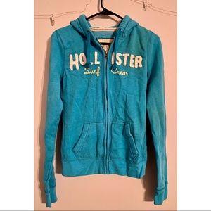 Hollister zip up